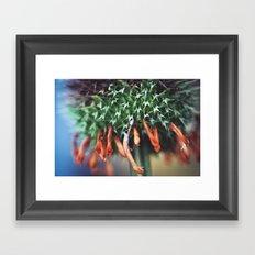 Unseen World Framed Art Print
