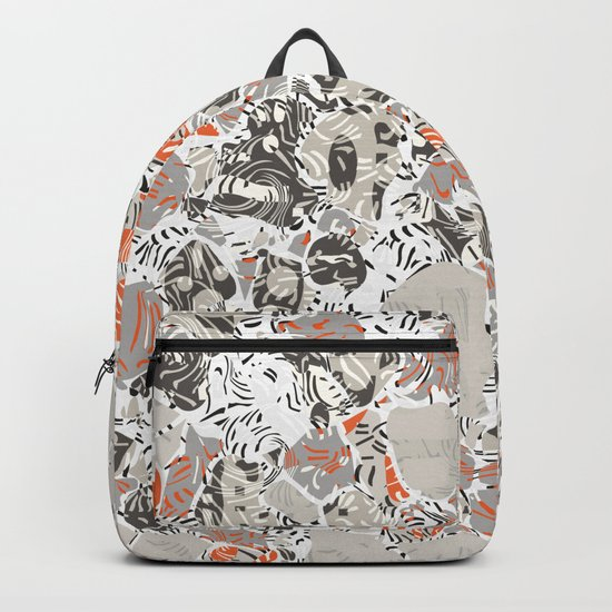 Art Puzzle Backpack