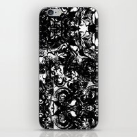 war iPhone & iPod Skins featuring war by BUBUBABA