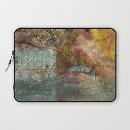 New York Mouth Version 2 Laptop Sleeve