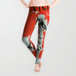 Be Kind To Animals 6 Leggings