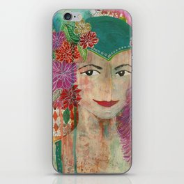 Performer iPhone Skin