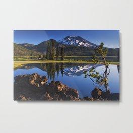 Sparks Lake Sunrise Metal Print