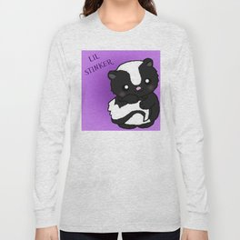 Lil Stinker Skunk Long Sleeve T-shirt