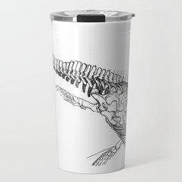 Bones - Plesiosaur Travel Mug