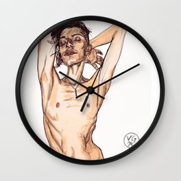 Luis II Wall Clock