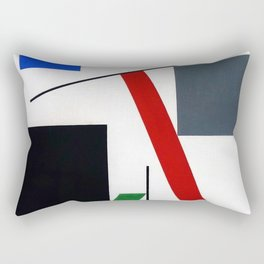 Sophie Taeuber-Arp - Balance - Digital Remastered Edition Rectangular Pillow
