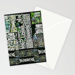 Plastics series 13 Stationery Cards