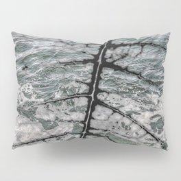 Veins on waves Pillow Sham