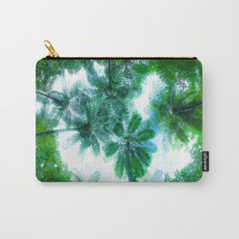 Pritty Tropicals Carry-All Pouch