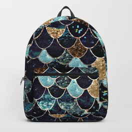 REALLY MERMAID - MYSTIC BLUE Backpack
