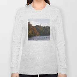Autumn from Ness Island Inverness Long Sleeve T-shirt