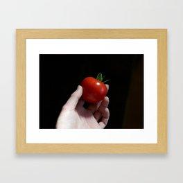 Tomato Tomahto Framed Art Print