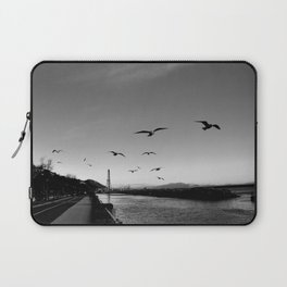 SEA LANDSCAPE IN ITALY Laptop Sleeve