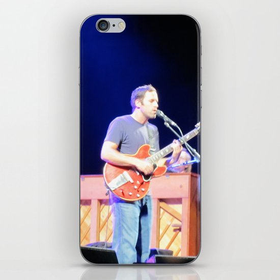 Jack Johnson Virginia Beach iPhone & iPod Skin