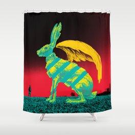 Usagi Shower Curtain