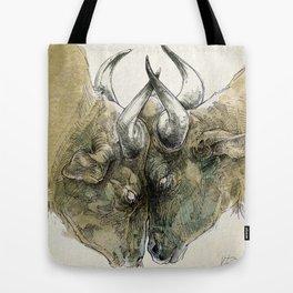Vis-à-Vis Tote Bag
