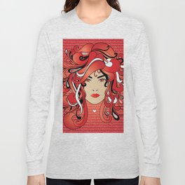I AM A DELTA WOMAN Long Sleeve T-shirt