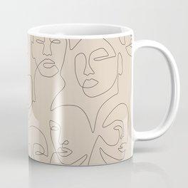 She's Beige Coffee Mug