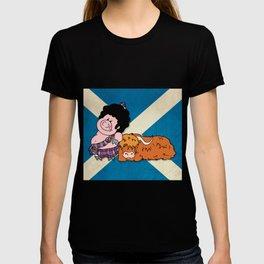 The highlander T-shirt
