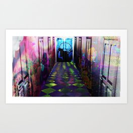 """Doorways to Imagination"" by surrealpete Art Print"