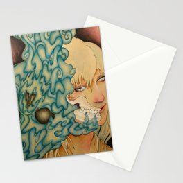 Seeping Stationery Cards