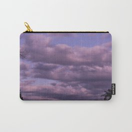 Pink clouds up above me Carry-All Pouch
