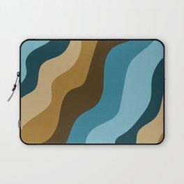 beach waves Laptop Sleeve