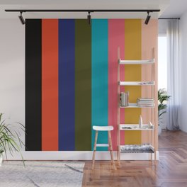 Color Palette III Wall Mural