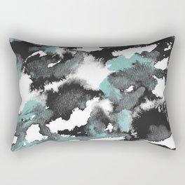 Dark Tide Rectangular Pillow