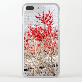 the high line Clear iPhone Case