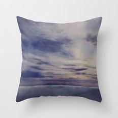 Alta laguna Throw Pillow