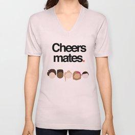 Misfits Cheers Unisex V-Neck