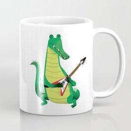Crocodile Rock Coffee Mug