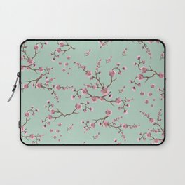 SAKURA  - PRETTY MINT Laptop Sleeve