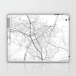 Minimal City Maps - Map Of Escondido, California, United States Laptop & iPad Skin