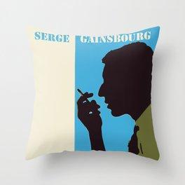 serge Throw Pillow
