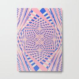 4th dimension Metal Print