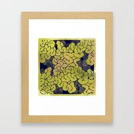 Viscera II Framed Art Print