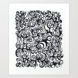 nt014 Art Print