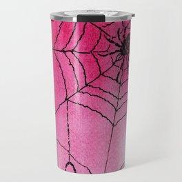 Spidery Web Travel Mug