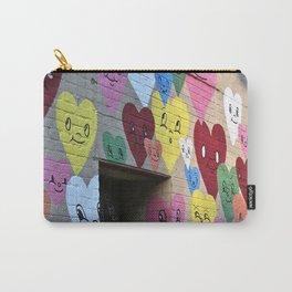 I Heart Brooklyn, Graffiti Art in Williamsburg, BK, New York Carry-All Pouch