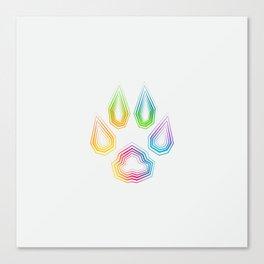 Crystal Print Canvas Print