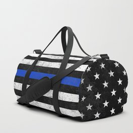 Thin Blue Line Duffle Bag