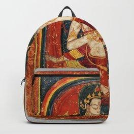 Vajrayana Buddhist Initiation Tsakalis Bhumirgharba Backpack