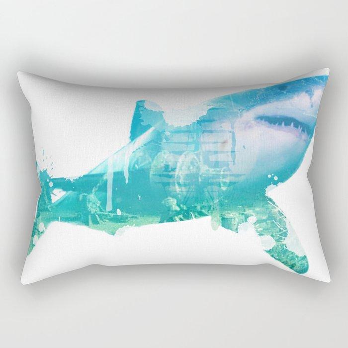 Shark 2016 Rectangular Pillow