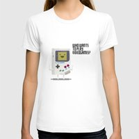 bmo T-shirts featuring Game Bmo by KScully