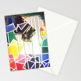 Color Theory Stationery Cards