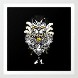Sacred Ritual Art Print