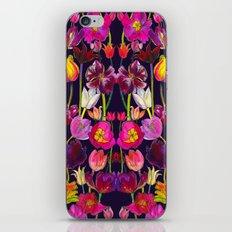 Pink and Orange Tulips iPhone & iPod Skin